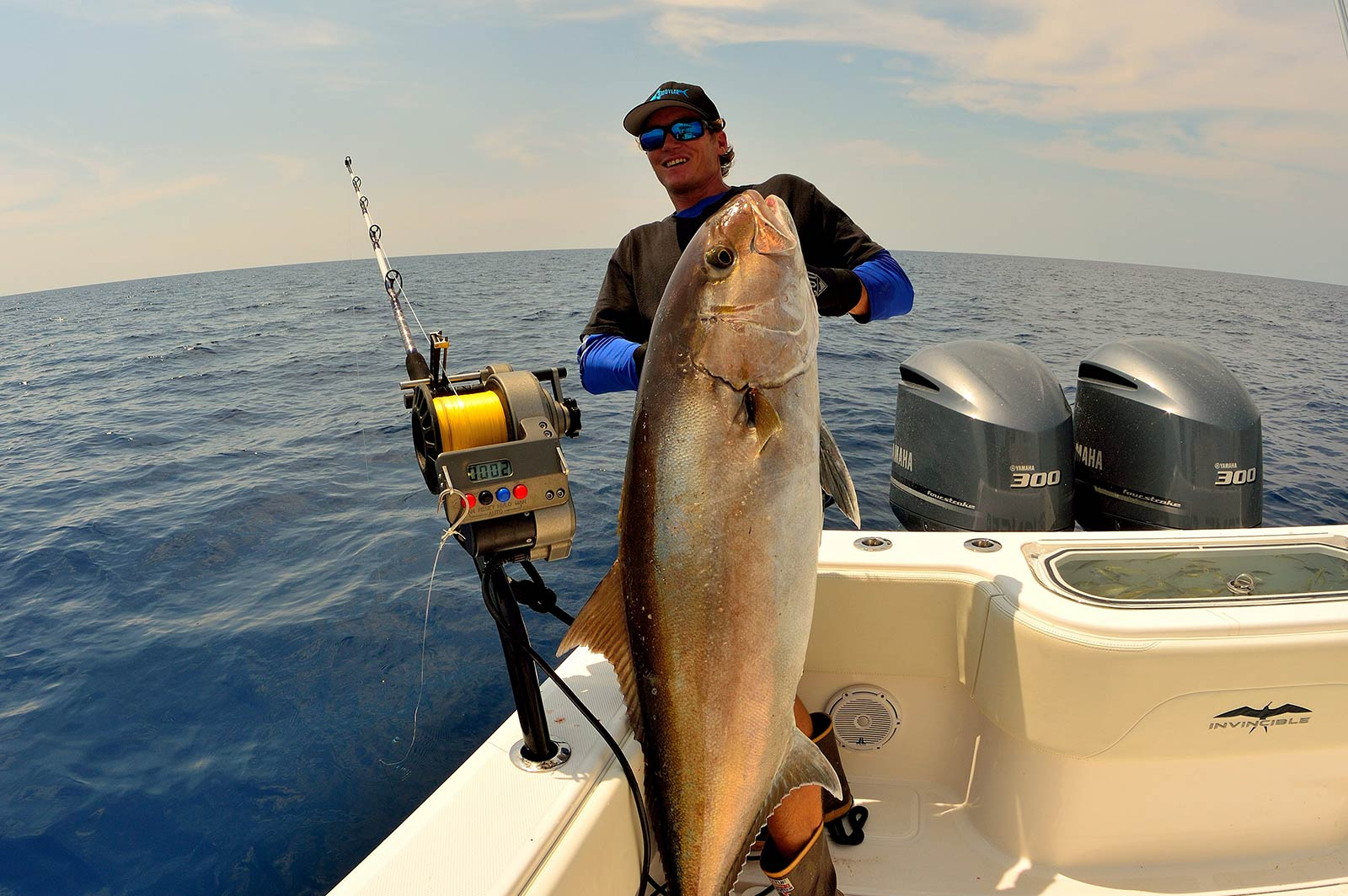 Fishing charters tampa deep sea charters clearwater for Fishing charters clearwater fl