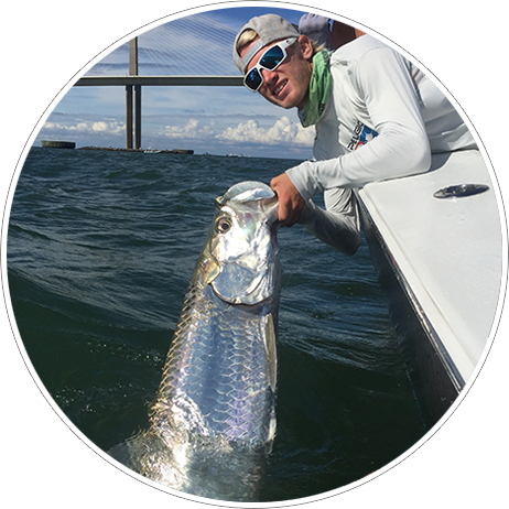Clearwater Tarpon Fishing Charter