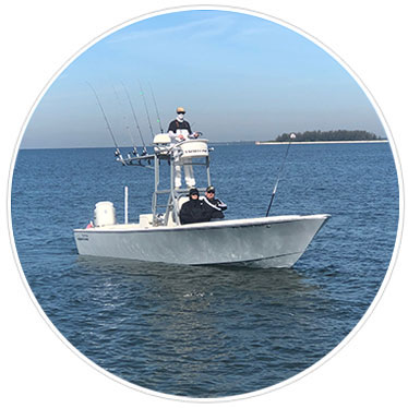 Tampa Bay Tarpon Fishing Charters