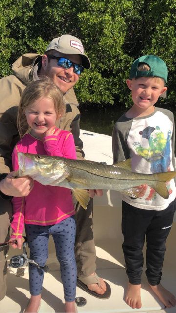 Spring Break Fishing Charters 2019